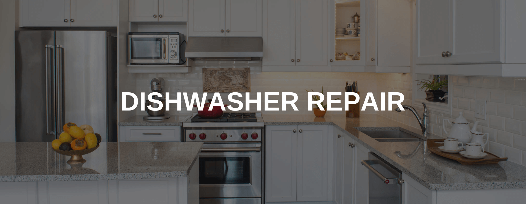 dishwasher repair brentwood