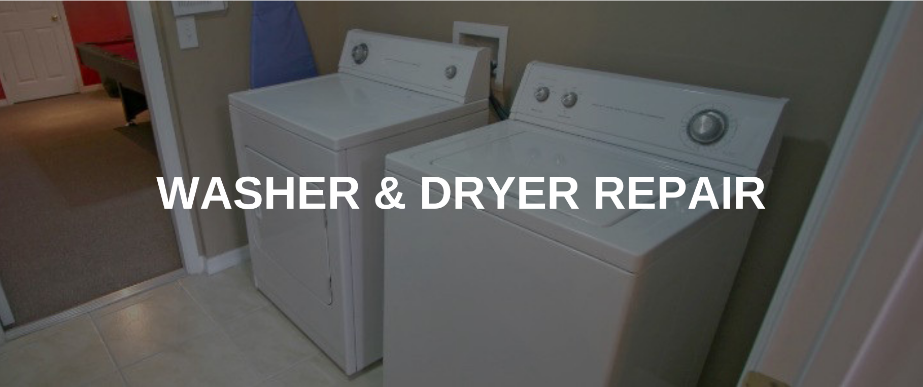 washing machine repair brentwood